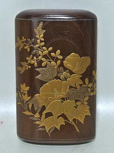 2-220japanese gold lacquer,makie
