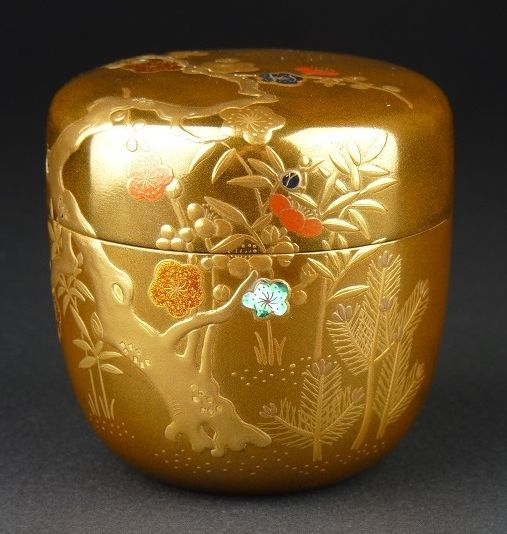 japanese gold lacquer,makie4-69