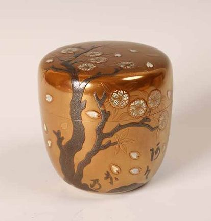 japanese gold lacquer,makie4-59