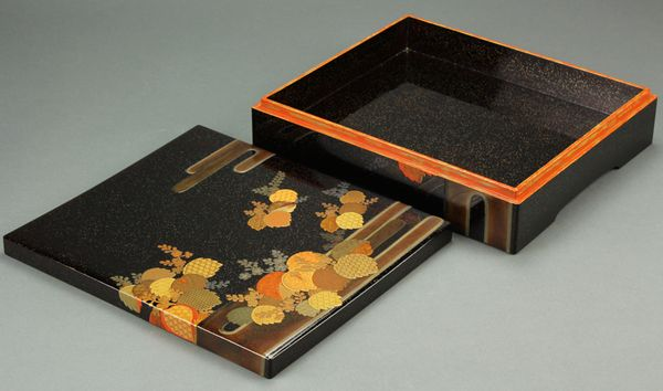 japanese gold lacquer,makie4-190