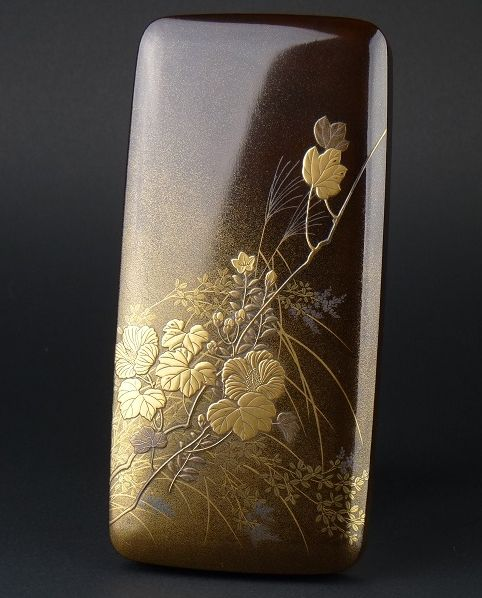 japanese gold lacquer,makie4-6