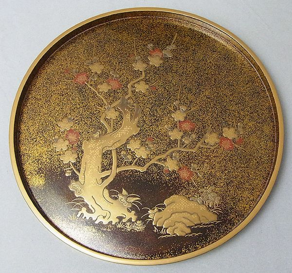 2-4japanese gold lacquer,makie
