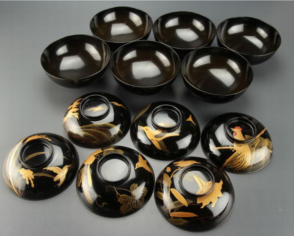 2-238japanese gold lacquer,makie