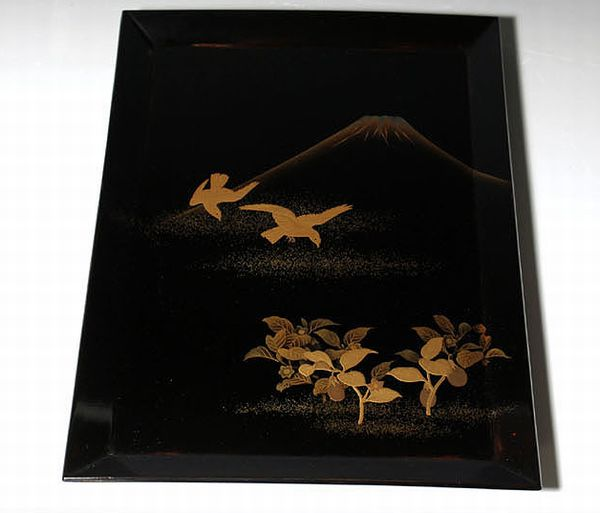 japanese gold lacquer,makie4-78