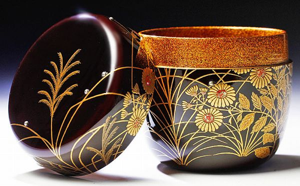 2-234japanese gold lacquer,makie