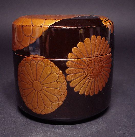 japanese gold lacquer,makie5-93