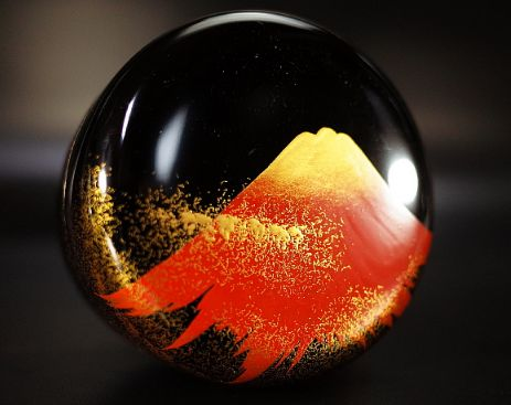 japanese gold lacquer,makie4-263