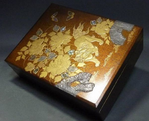 2-90japanese gold lacquer,makie