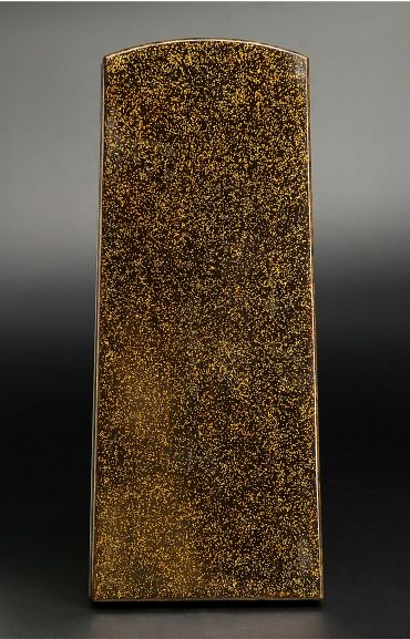 japanese gold lacquer Tray091222387