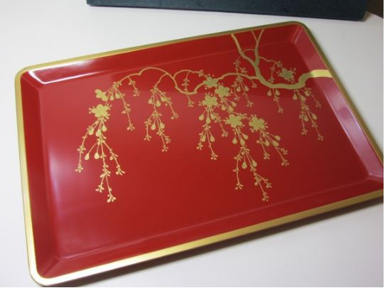 2-248japanese gold lacquer,makie