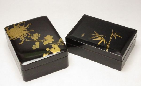2-249japanese gold lacquer,makie