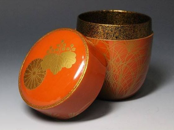 2-56japanese gold lacquer,makie