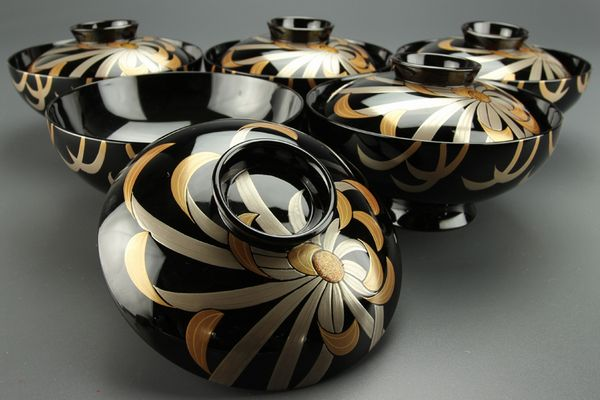 2-57japanese gold lacquer,makie